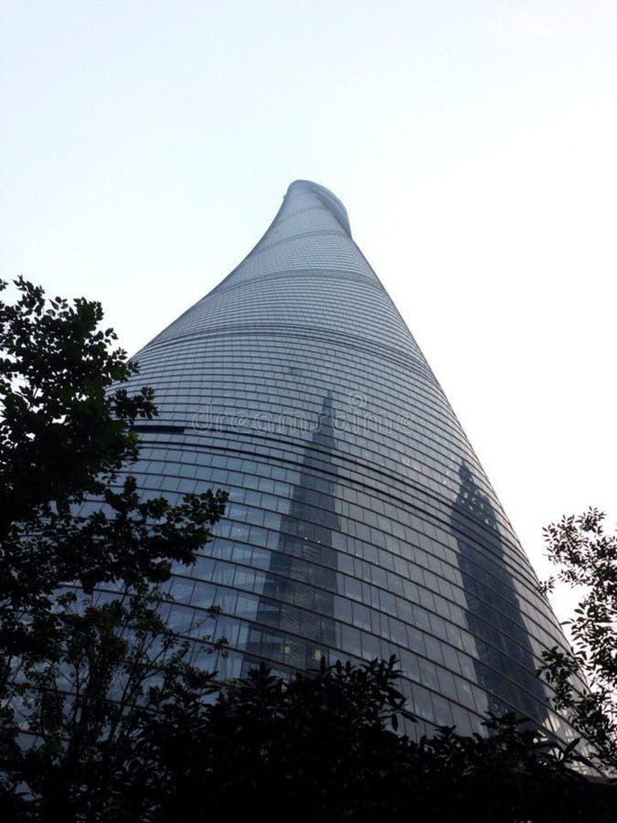 Πύργος της Σαγκάη στοκ εικόνα