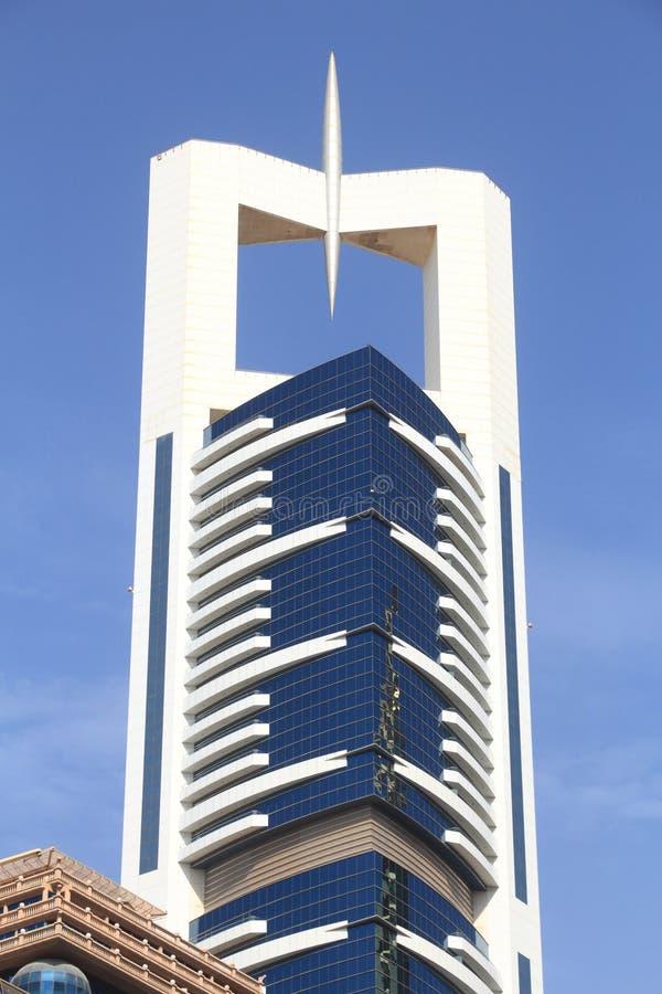 Πύργος της Chelsea, Ντουμπάι στοκ φωτογραφία
