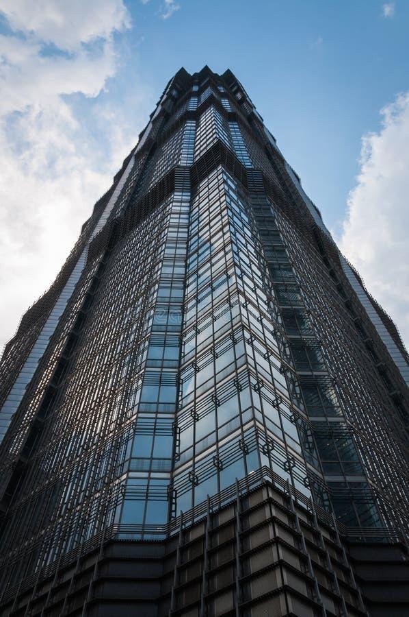 Πύργος της Jin Mao στοκ εικόνες