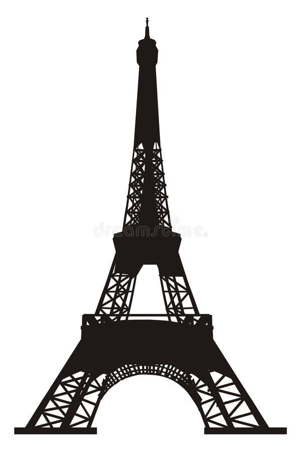 πύργος του Άιφελ απεικόνιση αποθεμάτων