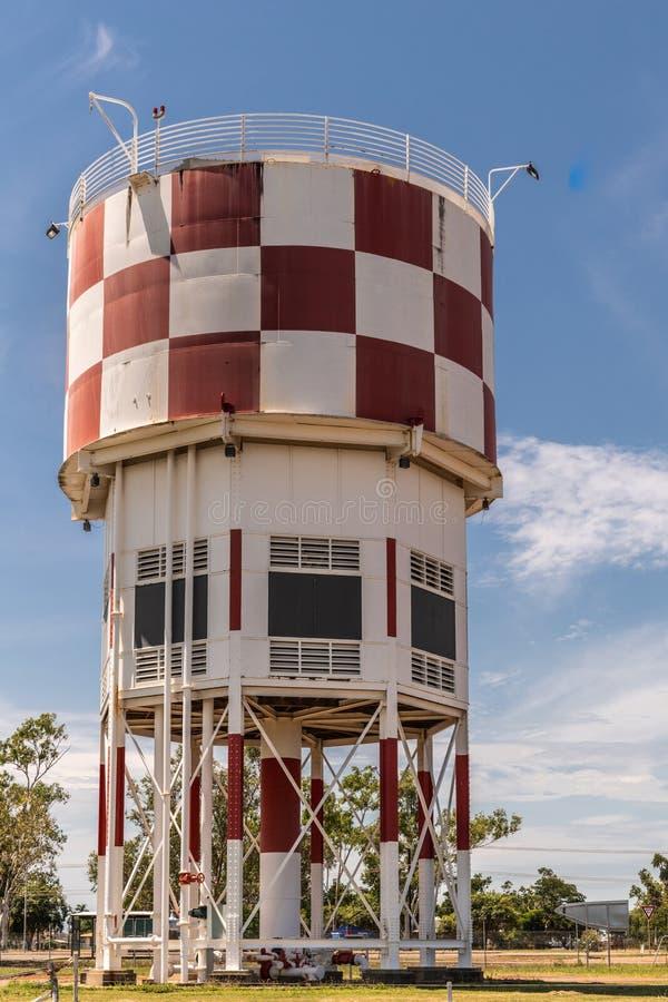Πύργος του αυστραλιανού κέντρου κληρονομιάς αεροπορίας, Δαρβίνος στοκ εικόνες