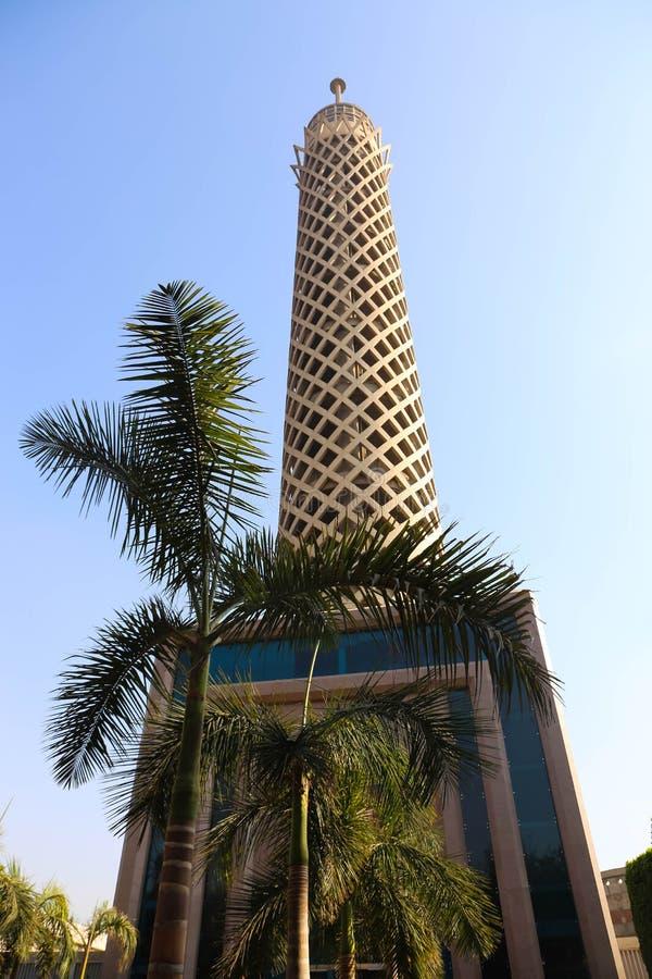 Πύργος του Καίρου - Αίγυπτος στοκ εικόνες