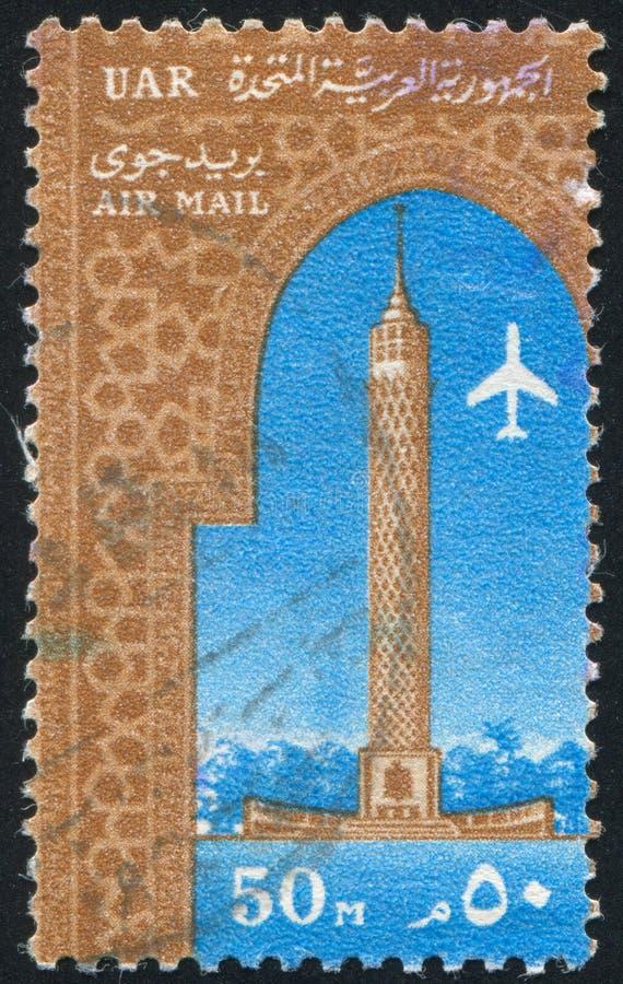 πύργος του Καίρου στοκ εικόνες