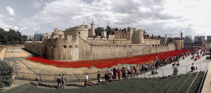πύργος του Λονδίνου στοκ φωτογραφίες με δικαίωμα ελεύθερης χρήσης