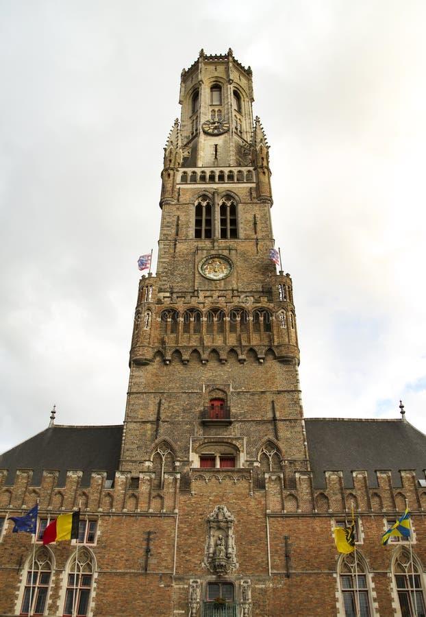 πύργος του Μπέλφορτ Βέλγι& στοκ φωτογραφίες