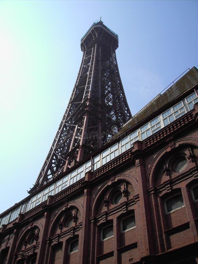 πύργος του Μπλάκπουλ στοκ εικόνες