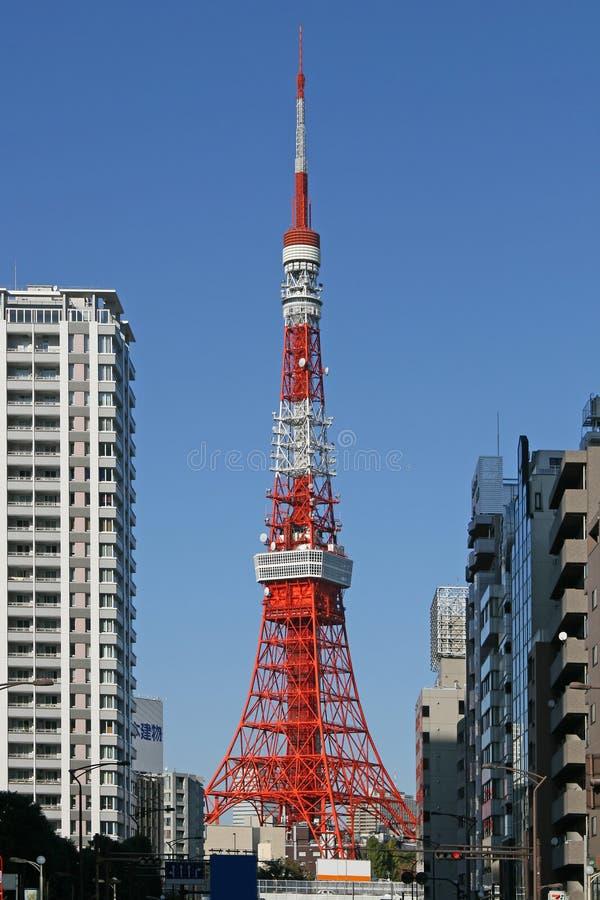 πύργος του Τόκιο στοκ φωτογραφίες