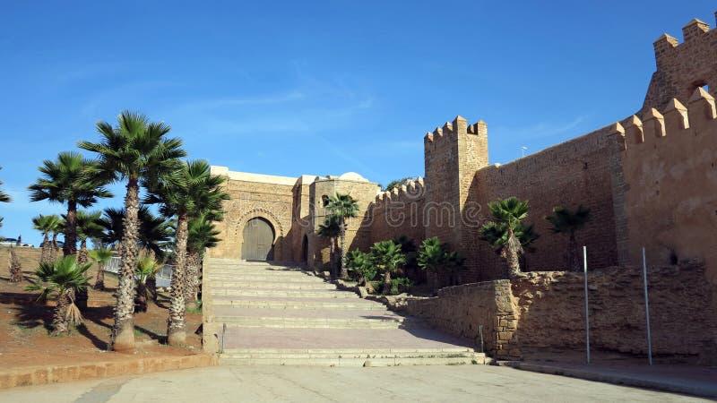 Πύργος του Χασάν στη Rabat, Μαρόκο στοκ φωτογραφία με δικαίωμα ελεύθερης χρήσης