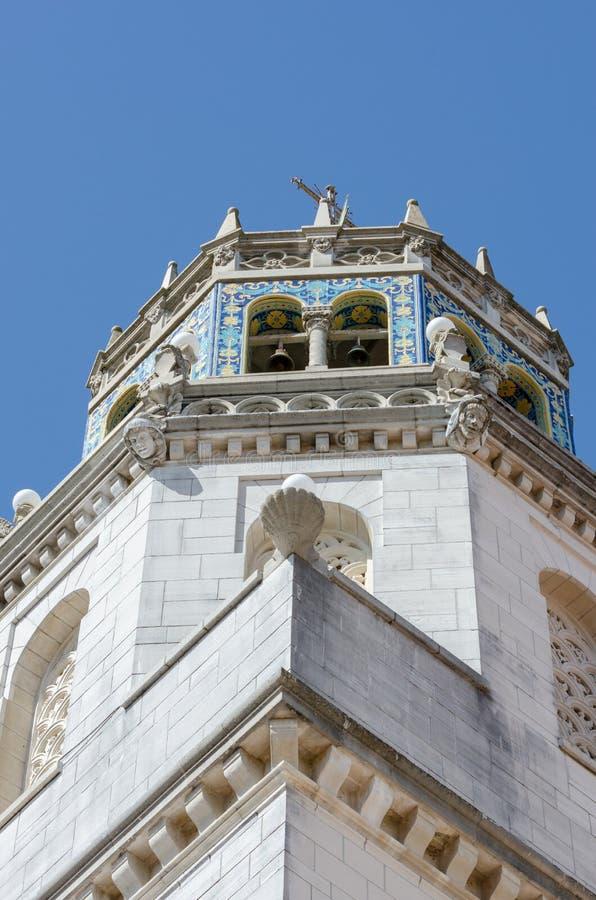 Πύργος του Castle στοκ εικόνα με δικαίωμα ελεύθερης χρήσης