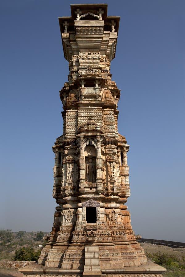 πύργος του Rajasthan φρουρίων kumbalgarh π στοκ φωτογραφίες με δικαίωμα ελεύθερης χρήσης