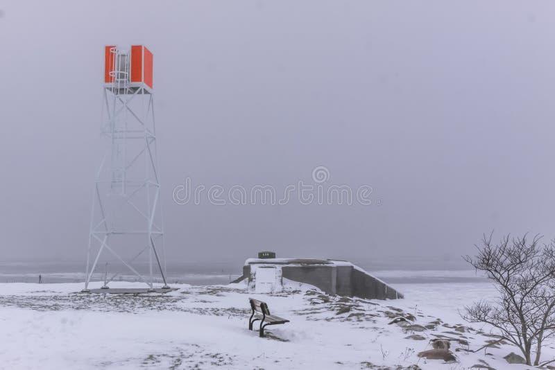 Πύργος Baywatch στοκ εικόνες με δικαίωμα ελεύθερης χρήσης
