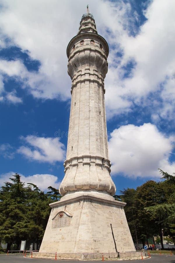 Πύργος Beyazit στοκ φωτογραφίες με δικαίωμα ελεύθερης χρήσης