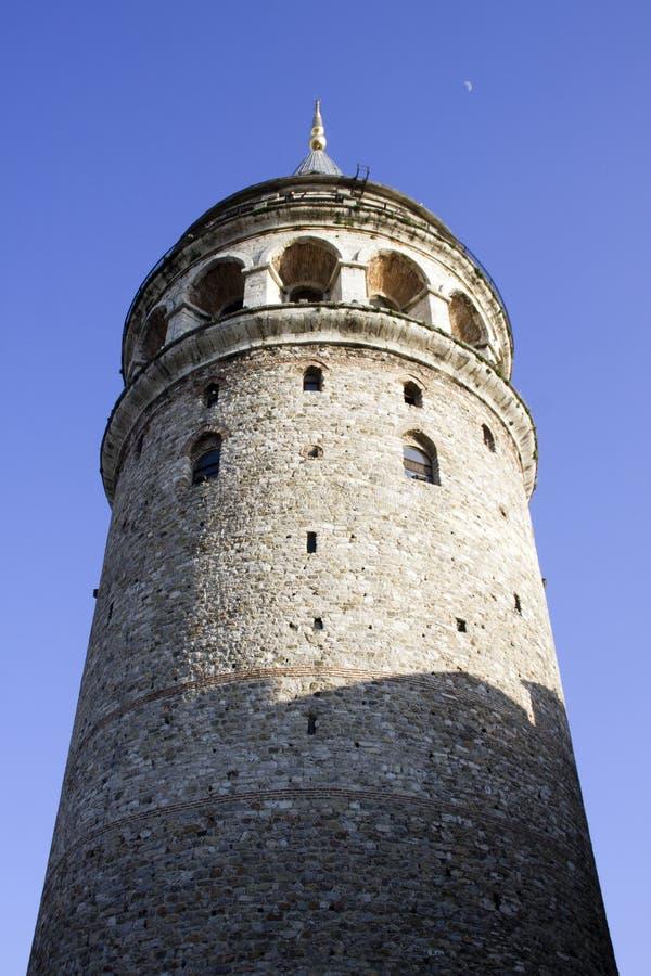 πύργος galata στοκ εικόνα με δικαίωμα ελεύθερης χρήσης