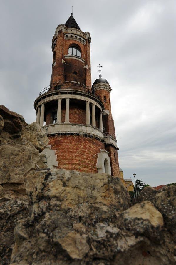 Πύργος Gardos σε Zemun, Βελιγράδι, Σερβία στοκ φωτογραφίες