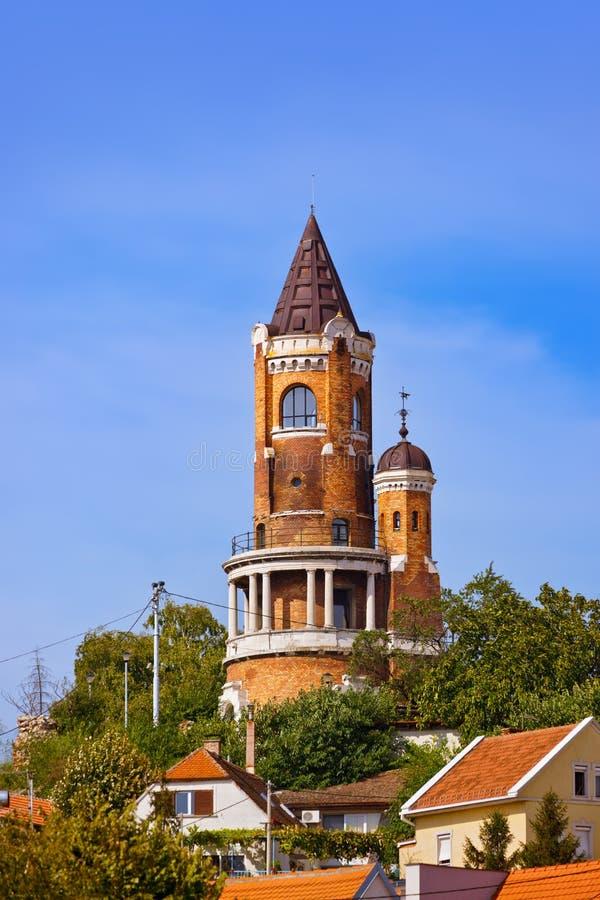 Πύργος Gardos σε Zemun - Βελιγράδι Σερβία στοκ φωτογραφία με δικαίωμα ελεύθερης χρήσης