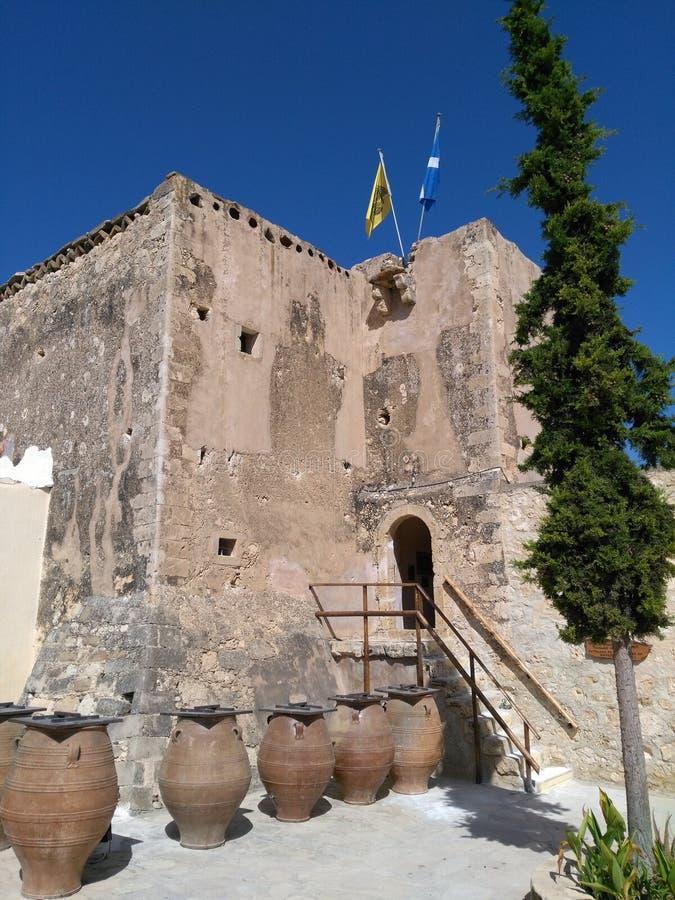 Πύργος Ksopatarasa στοκ εικόνες με δικαίωμα ελεύθερης χρήσης