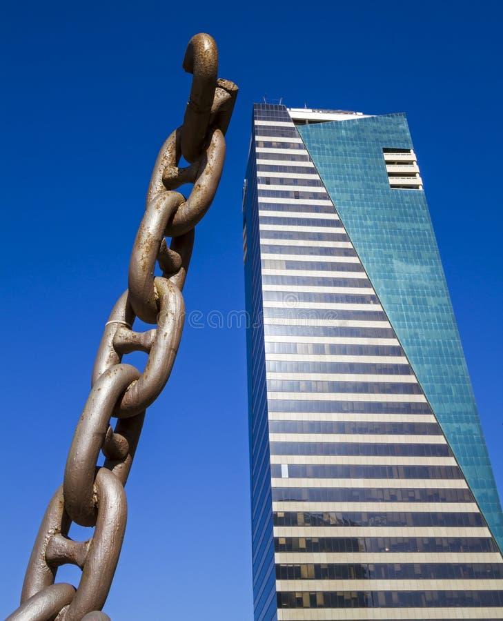Πύργος Levinstein στοκ εικόνες