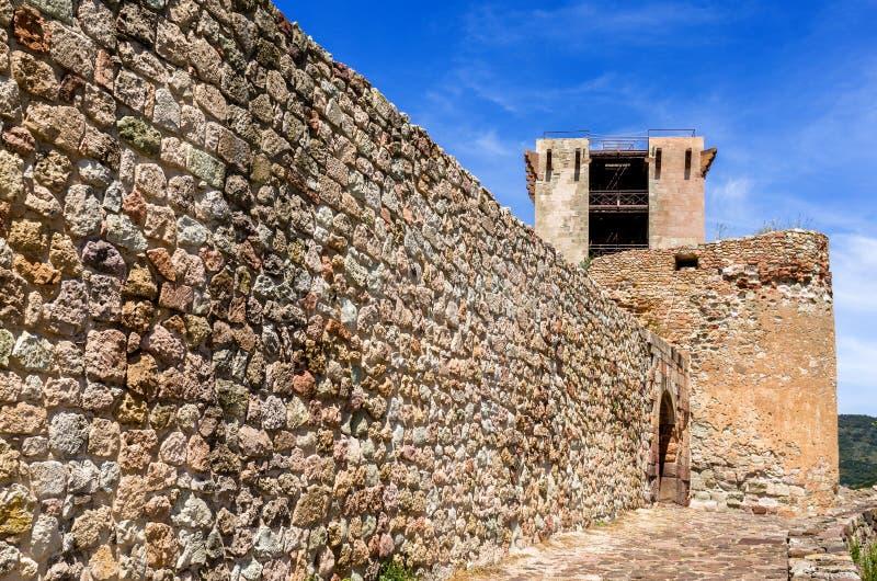 Πύργος Malaspina Castle στοκ φωτογραφία με δικαίωμα ελεύθερης χρήσης