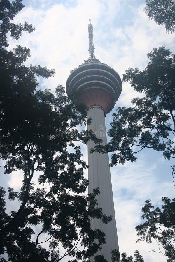 Πύργος Menara KL στοκ φωτογραφία
