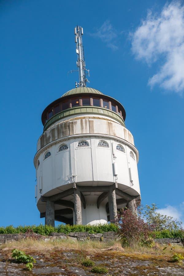 Πύργος ` Naisvuori ` παρατήρησης Mikkeli, Φινλανδία στοκ εικόνες