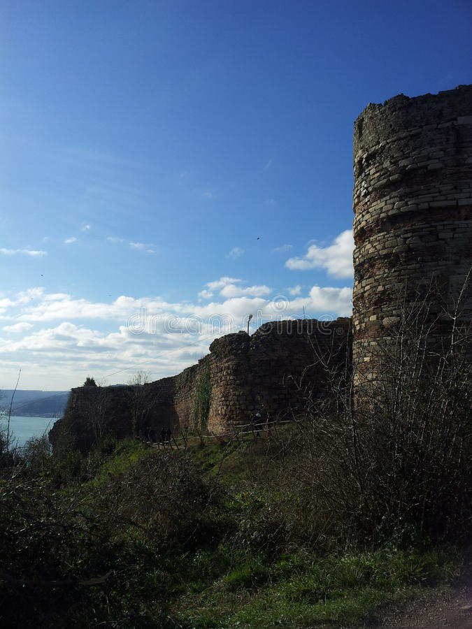 Πύργος Otoman στοκ φωτογραφία με δικαίωμα ελεύθερης χρήσης