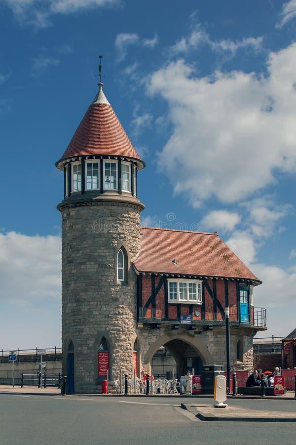 Πύργος Scarborough στοκ εικόνες