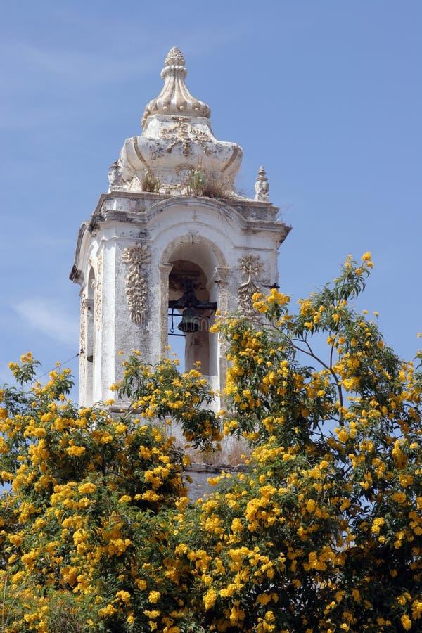 πύργος tavira της Πορτογαλία&sigmaf στοκ φωτογραφία με δικαίωμα ελεύθερης χρήσης