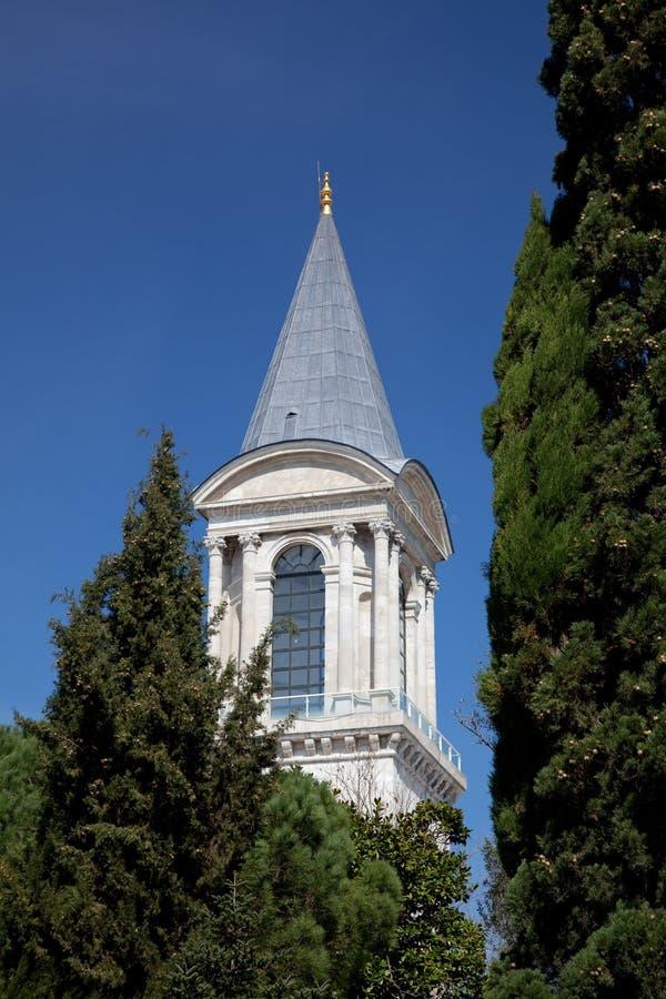 πύργος topkapi παλατιών στοκ φωτογραφία με δικαίωμα ελεύθερης χρήσης