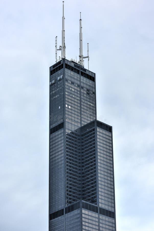 Πύργος Willis - Σικάγο στοκ εικόνες με δικαίωμα ελεύθερης χρήσης