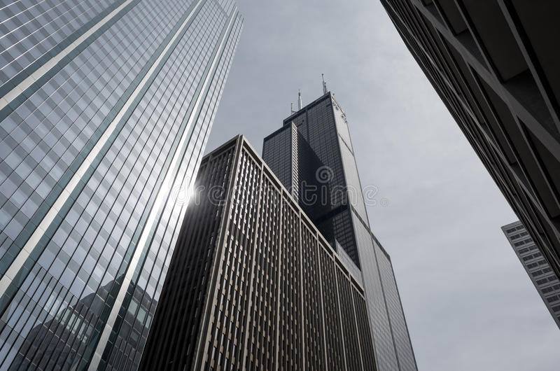 Πύργος Willis στοκ φωτογραφία