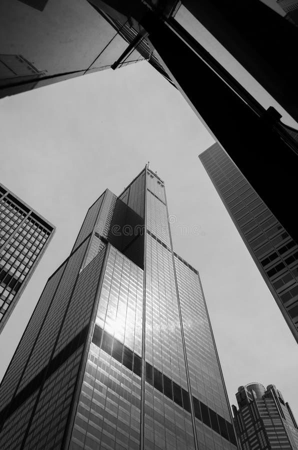 Πύργος Willis στοκ φωτογραφία με δικαίωμα ελεύθερης χρήσης