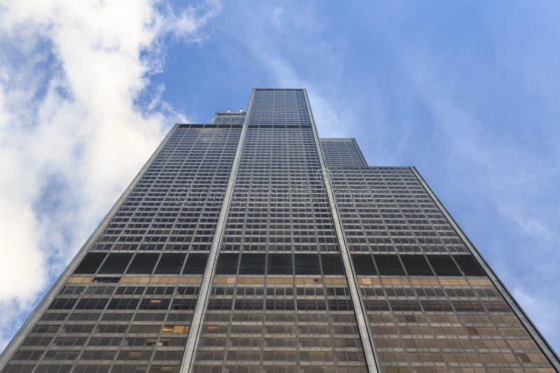 Πύργος Willis στοκ εικόνα με δικαίωμα ελεύθερης χρήσης