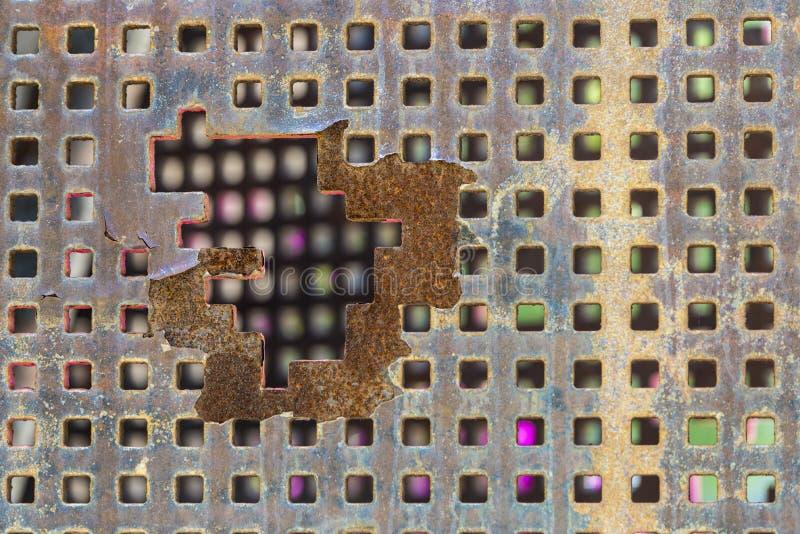 Πύλη μετάλλων στοκ φωτογραφία με δικαίωμα ελεύθερης χρήσης