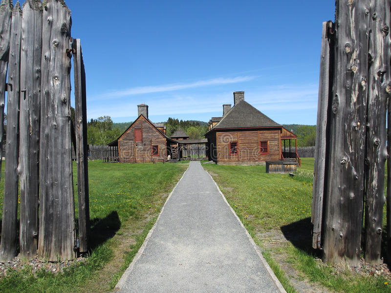 Πύλη οχυρών στοκ φωτογραφία με δικαίωμα ελεύθερης χρήσης