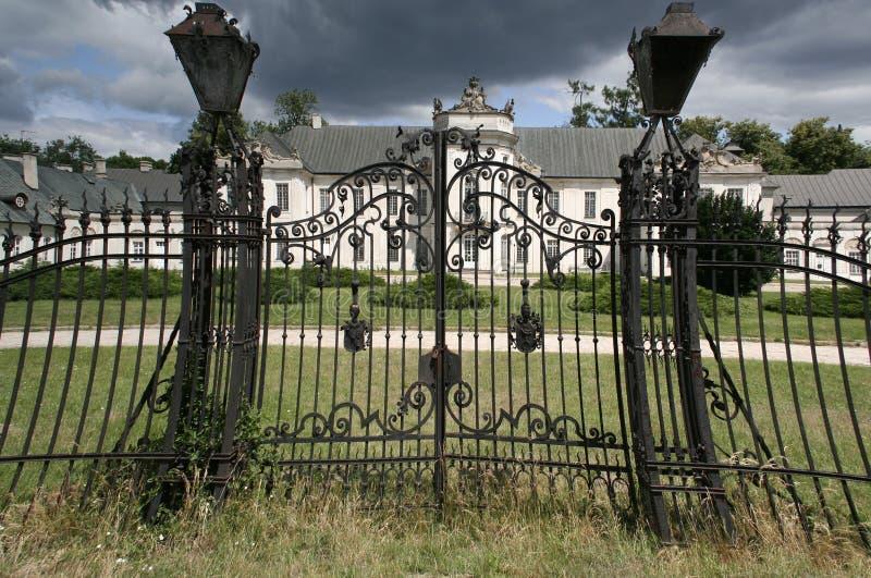 πύλη παλαιά στοκ εικόνα