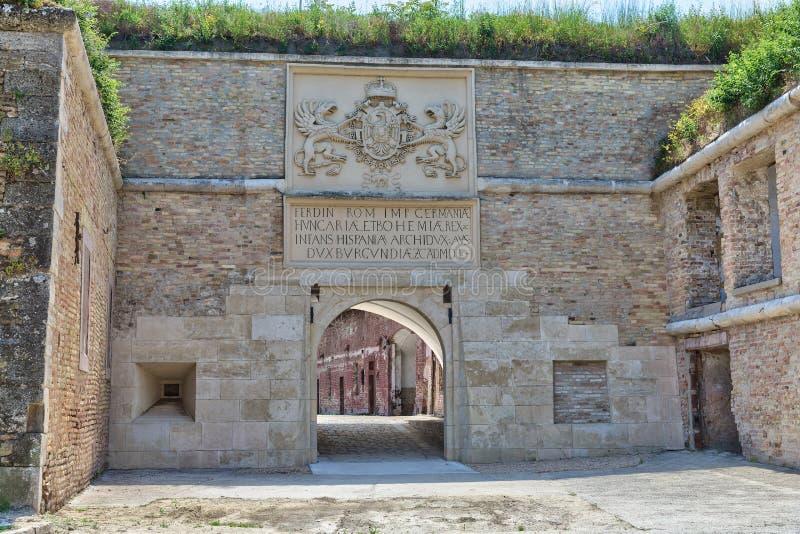 Πύλη του Ferdinand στοκ φωτογραφίες με δικαίωμα ελεύθερης χρήσης