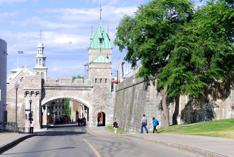 Πύλη του Saint-Louis Porte στοκ εικόνα με δικαίωμα ελεύθερης χρήσης