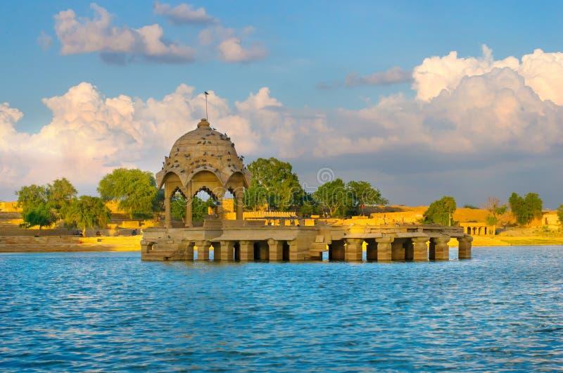 Πύλη Sagar Gadi, βόρεια Ινδία στοκ φωτογραφία