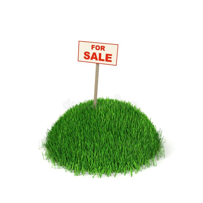 πώληση εδάφους στοκ φωτογραφία με δικαίωμα ελεύθερης χρήσης