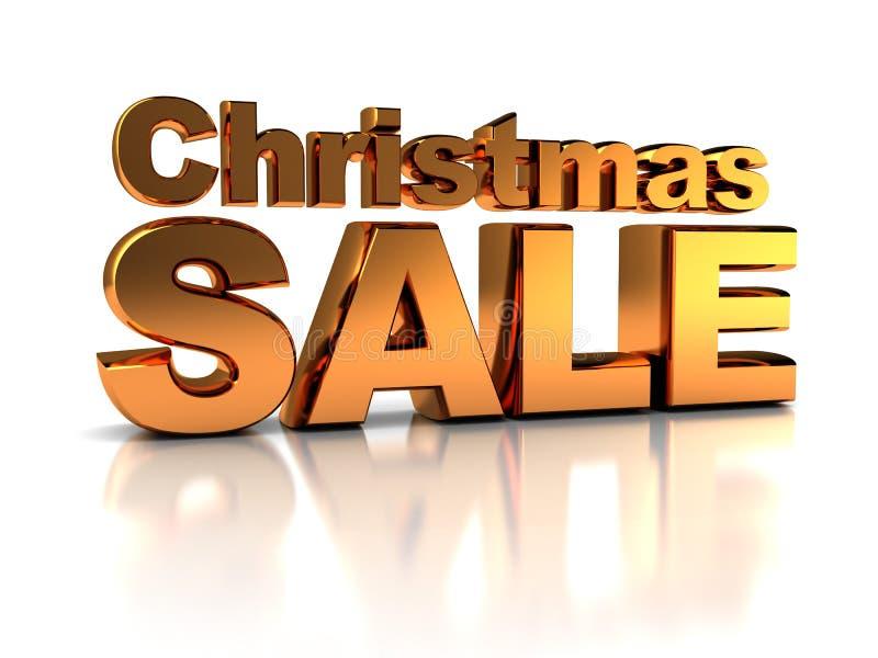 πώληση Χριστουγέννων ελεύθερη απεικόνιση δικαιώματος