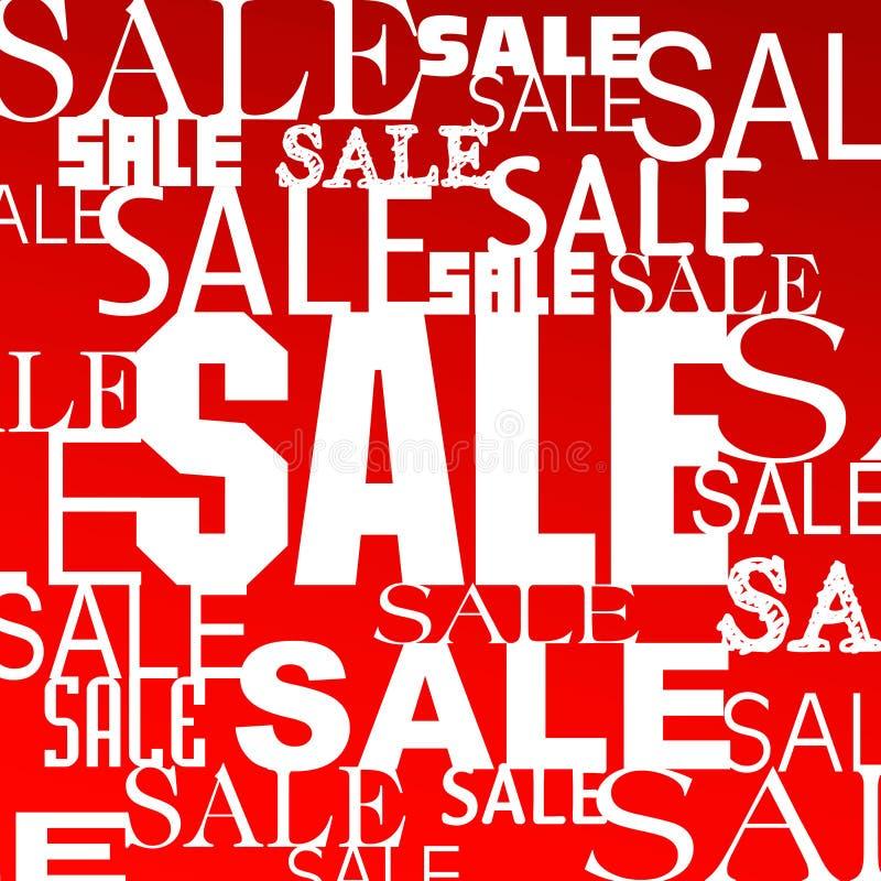 πώληση διανυσματική απεικόνιση