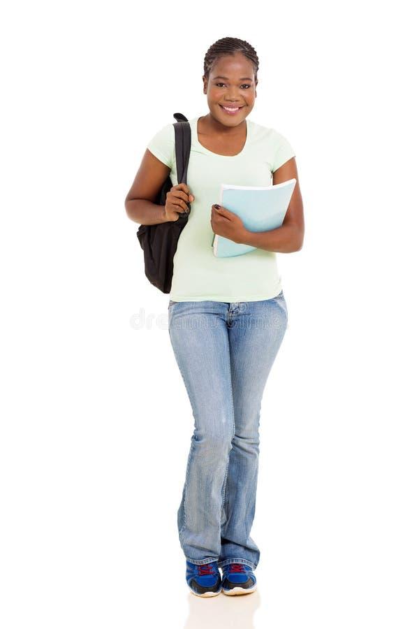 πλήρες μήκος φοιτητών πανεπιστημίου στοκ εικόνες με δικαίωμα ελεύθερης χρήσης