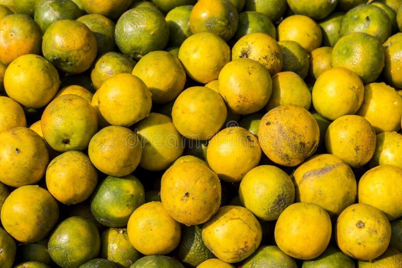 Πλήρης σωρός πορτοκαλιών στοκ φωτογραφία με δικαίωμα ελεύθερης χρήσης