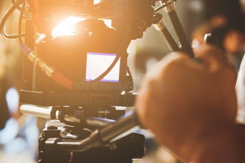 Πλήρωμα ταινιών στοκ φωτογραφία με δικαίωμα ελεύθερης χρήσης