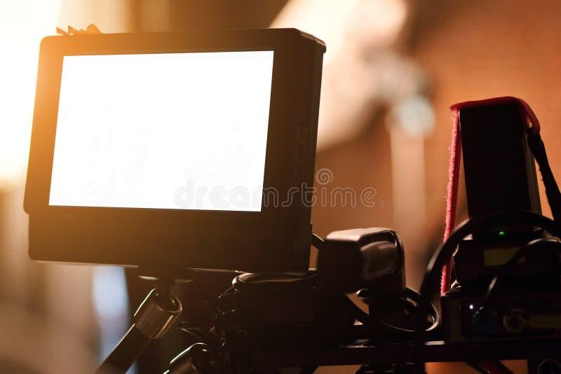 Πλήρωμα ταινιών στοκ εικόνες