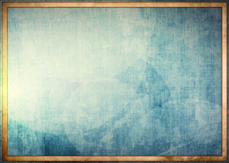 Πλαίσιο υποβάθρου Grunge απεικόνιση αποθεμάτων