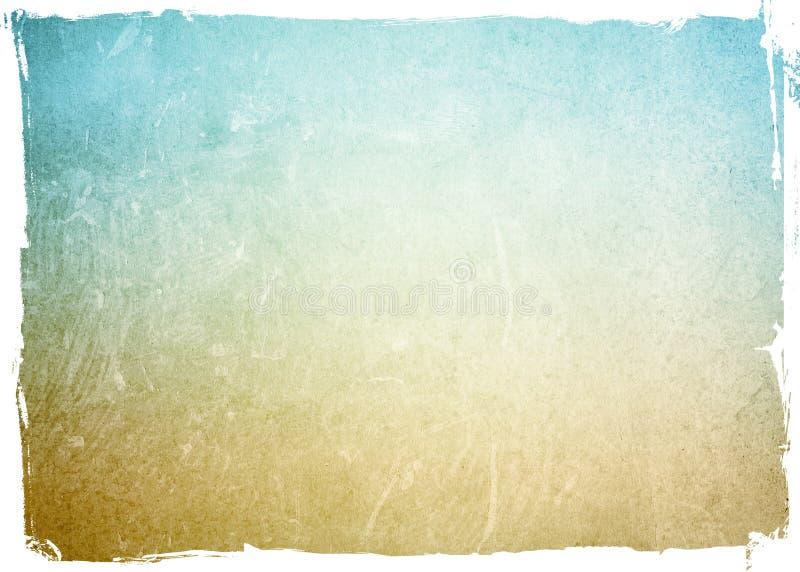 Πλαίσιο υποβάθρου Grunge ελεύθερη απεικόνιση δικαιώματος