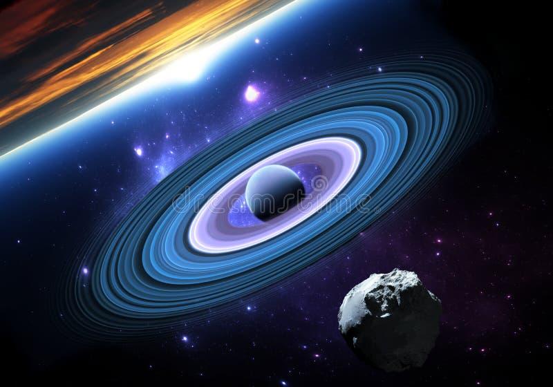 Πλανήτες Extrasolar ή exoplanets ελεύθερη απεικόνιση δικαιώματος