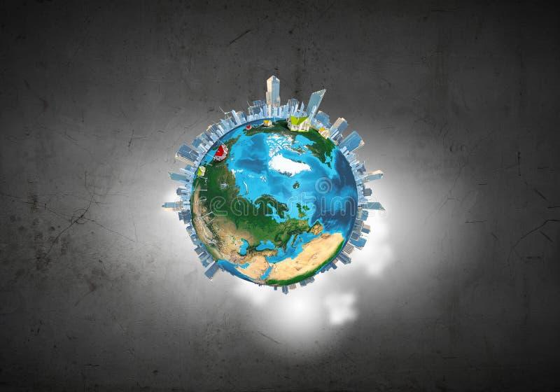 Πλανήτης εμείς ζωή μέσα στοκ φωτογραφίες