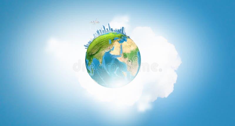 Πλανήτης εμείς ζωή μέσα στοκ εικόνα